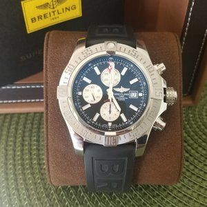 Breitling Super Avenger II  Mens Automatic Watch